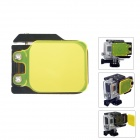 Fat Cat A-DF1 Professional High Precision Aluminum Alloy Dive Housing Filter for Gopro Hero3