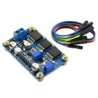Jtron DC 6.5~22V to 3.3V~5V 2-Way Adjustable Power Supply for Satellite Finder DC Converter