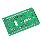 Jtron TA2024 DC 12V Double Track 15W + 15W Car PC Hi-Fi Mini Digital Amplifier Board - Green