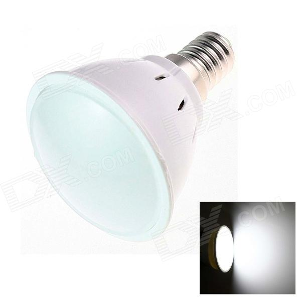 TZY G9 E14 3W 270lm 5000K 10 x SMD 2835 LED White Light Lamp Bulb - White (AC 220~240V)
