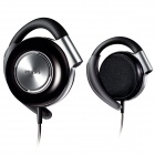 Philips SHS4700/98 Earclip Clip on Stereo Headphones for CD Ipod Iphone (Black)