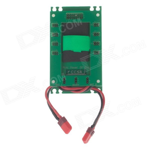 Rccskj 2101 Mini Power Steering Engine DP Eco - Green ангельские глазки ваз 2101