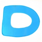 Toilet Seat Warm Pad - Light Blue