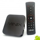 MINIX NEO X5 Dual Core Android 4.2.2 Dual Core Google TV Player + MINIX NEO A2 Air Maus - Schwarz