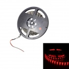"Merdia LEDCOO4H1 48W ""2500lm"" 300 x SMD 3528 LED Red Car Working Light Strip - (5 Meters / 12V)"