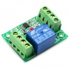Jtron Bistable Circuit / Touch Switch Control Relay / Soft-Switching Turn Hard-Switching - Green