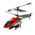Wltoys BZ668 USB 3.5-Channel Singing IR R / C Helicopter  w/ Gyro - Red