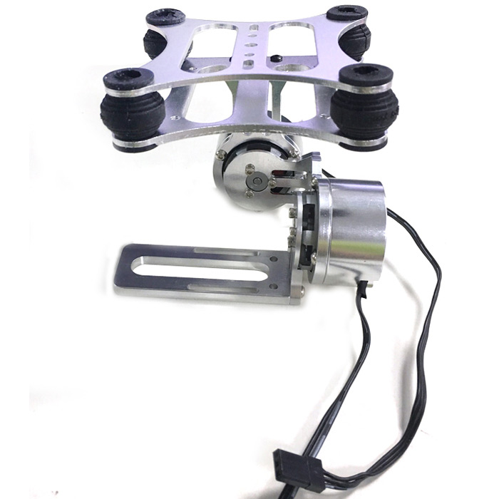 2-Axis Aluminum Brushless Camera Mount Gimbal w/ 2 Motors for Gopro Hero 1/2/3 DJI Phantom FPV стоимость