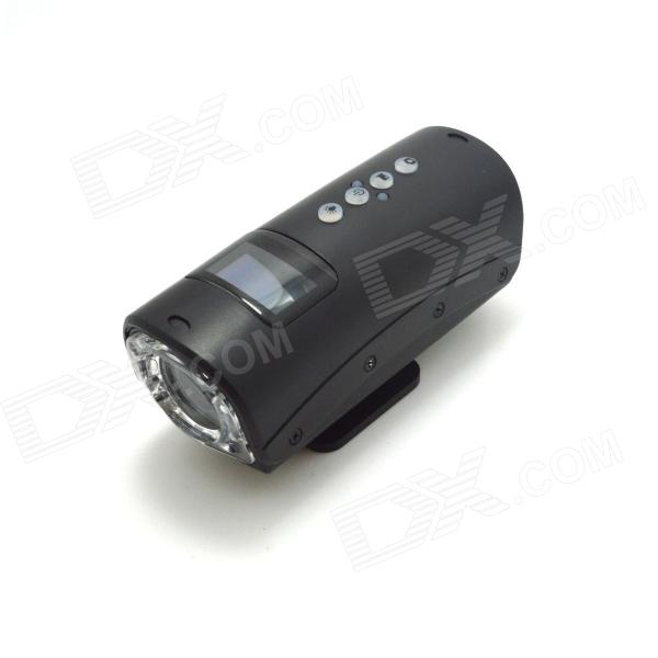 S20 720P Mini Sports DV 5.0MP CMOS Water Resistant Camera Camcorder