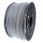 Heacent P003S 3D Printers Dedicated 3mm Filament PLA Print Materials - Silver (1kg)