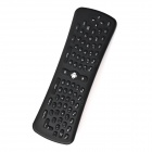 DITTER M3 Air Mouse Wireless giroscopio para 3D Sense Game / PC / Google TV Player - Negro (3 x AAA)