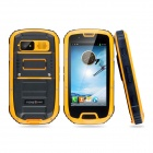 "T10 Dustproof Waterproof Shockproof Quad-Core Android 4.2 Bar Phone w/ 4.3"", GPS, Wi-Fi, 4GB ROM"