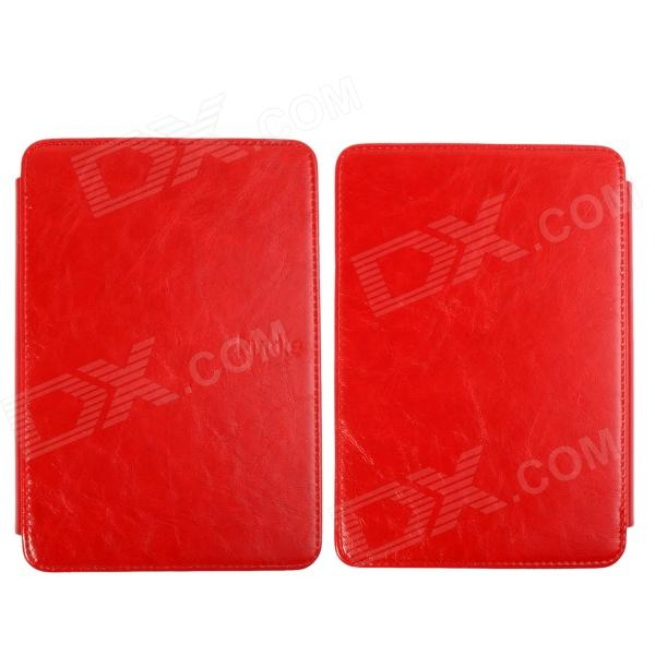 stylish-protective-pu-leather-case-cover-w-led-reading-light-for-amazon-kindle-4-5-red