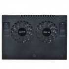 X-890 USB Powered Notebook Cooling Pad - Black