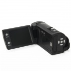 "DV-777-B 2.7"" TFT LCD Max 16MP 16X Digital Zoom Video Camcorder - Black"