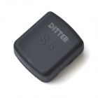 DITTER S5 MINI GSM/GPRS 900/1800MHZ Car Motorcycle Vehicle Tracking Personal Alarm - Black