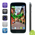 "CHEERLINK N9502 Android 4.2.1 Quad-Core GSM / GPRS Smart Digital Mobile Phone w/ 5.0"", Wi-Fi - Black"