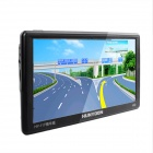 "HUNYDON HY-117(Essentials) 7"" Resistive LCD Screen Win CE 6.0 European Map GPS Navigator - Black"