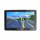"HUNYDON HY-180 7"" Resistive LCD Screen Win CE 6.0 European Map GPS Navigator - Black"