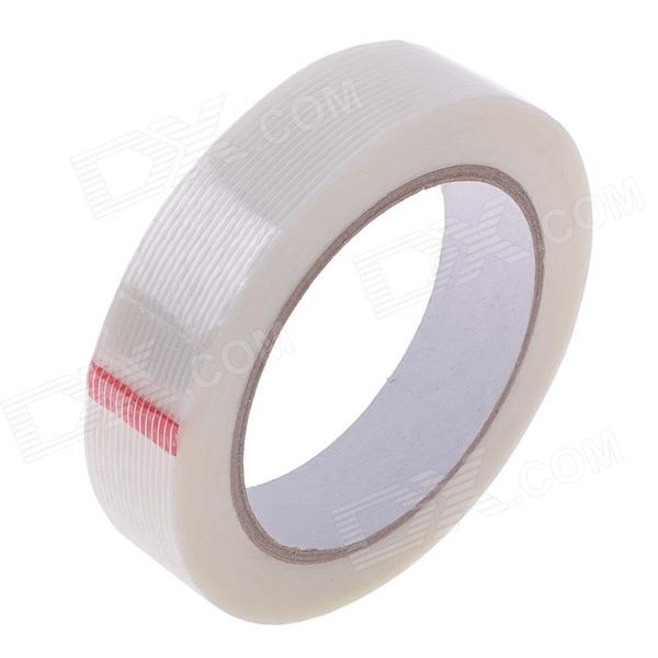 Fiber Adhesive Tape Fixed Viscose for Packing / Bundling - Milky White (26m x 24mm) high tech and fashion electric product shell plastic mold