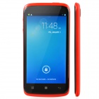"S820 MTK6572 Android 4.2 Dual-Core WCDMA Bar Phone w / 4.7 "", Wi-Fi / Camera - Red + Black"