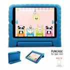 Caja protectora MOCREO FUNCASE Child Safe Kids friendly Espuma para Ipad MINI - Deep Blue