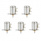 Jtron 6mm 2-Fase 4-Wire Stepper Micro Stepping Motor - Plata (5 PCS)