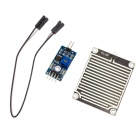 Rain Sensor for Arduino - Black + Silver