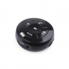 ESER PT-750 Auto-drahtloser Bluetooth Hands-free Anruf Speaker w / TF / USB / FM - Black + White
