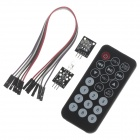 CG05SZ-057 Infrared Remote Control Module + HX1838 Receiver + NEC Coded Infrared Remote Control Set
