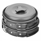 Portátil Outdoor Picnic Pot - Preto