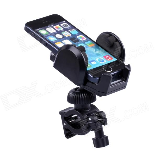 iPEGA Bicycle Bike Mount Stand /Holder for Mobile Phone / GPS Navigator - Black
