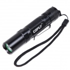 COFLY KX-A035 500lm 5-Mode White Flashlight w/ Cree XM-L U2 - Black (1 x 18650)