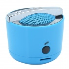 G.G.G Smart Portable Stereo Bluetooth 2.1 Wireless Mini Speaker w/ TF / Hand-free - Deep Blue