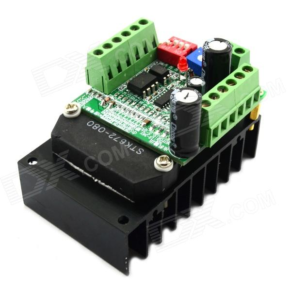 Jtron STK672 Stepper Motor Driver - Green thb6128 stepper motor drive control module 2a current 128 subdivision drive board 42 57