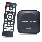 DITTER U25 Quad-core Android 4.2 Google TV Player w/ 1GB RAM, 8GB ROM, Bluetooth, Dual-Antenna