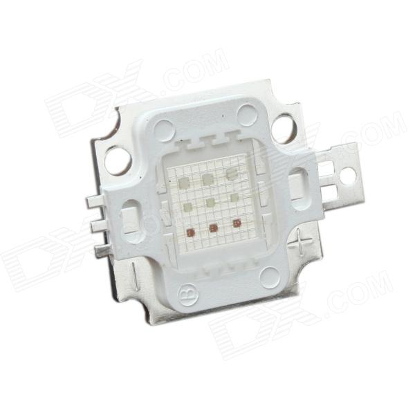 10W 3 Series 3 in Parallel Integrated 9-LED RGB Light Source Module - Silver