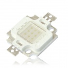 10W 700lm 3 Series and 3 in Parallel Integrated LED Green Light Source Module - Silver (9~12V)