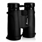 Asika 10X42 High Resolution 10X High Magnification Binocular Telescope - Black