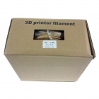 Heacent P003GO 3D Printers Dedicated 3mm Filament PLA Print Materials  - Golden (1kg)