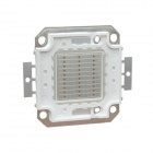 30W 1200lm 625nm 3 Serie 10 in Parallel Integrierte LED Red Light Source-Modul - Silber (32 ~ 32V)