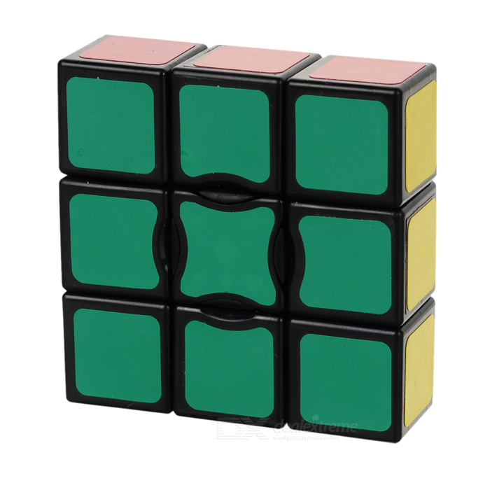 Floppy 3x3x1 Brain Teaser Magic IQ Cube dayan mf8 4x4x4 brain teaser magic iq cube