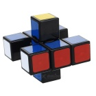 Floppy 3x3x1 Brain Teaser Magic IQ Cube