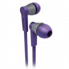 Philips SHE5105PP CitiScape Collection Headphones (Black) Mic Included for Iphone/Samsung