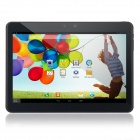 "A100 Quad Core 10.1"" IPS Android 4.2 3G Phone Tablet w/ 1GB RAM, 16GB ROM, GPS, FM - Silver"