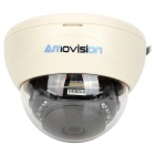 Amovision AM-643R-WIFI  Mini 1.0MP CMOS  IP Camera w/ Wi-Fi / TF / 15-IR LED / IR-Cut - White