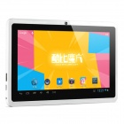 CUBE U18GT 7' ATM7029 Quad Core Android 4.1 Tablet PC w/ 1GB RAM, 8GB ROM - White