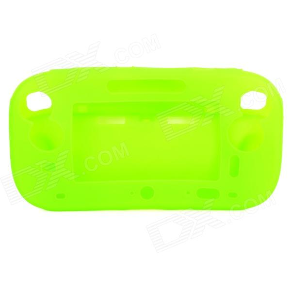 Protective Silicone Case for Wii U - Green