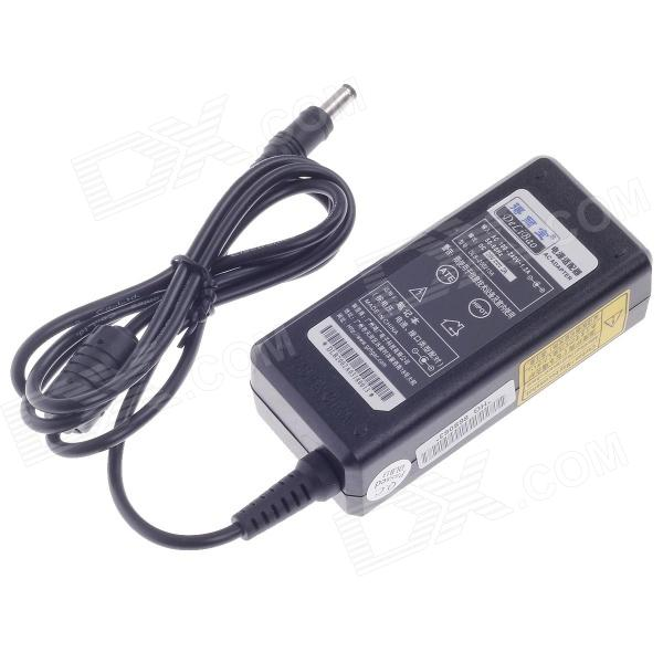 De Li Bao 20V 2A 5.5 x 2.5mm Laptop AC Adapter For Lenovo Laptops Notebook- Black (100-240V)