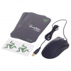 Razer Death Adder 2013 USB 2.0 Wired 6400dpi Optical Gaming Mouse - Black (200cm-Cable)